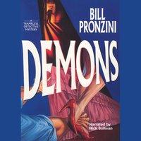Demons - Bill Pronzini - audiobook
