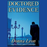 Doctored Evidence - Donna Leon - audiobook