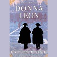 Uniform Justice - Donna Leon - audiobook