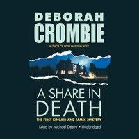 Share in Death - Deborah Crombie - audiobook