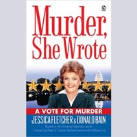 Vote for Murder - Jessica Fletcher - audiobook