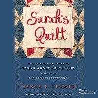 Sarah's Quilt - Nancy E. Turner - audiobook