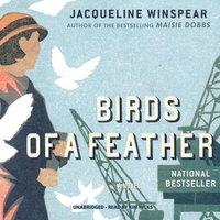 Birds of a Feather - Jacqueline Winspear - audiobook
