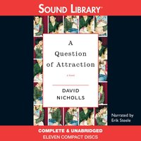 Question of Attraction - David Nicholls - audiobook