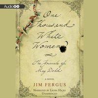 One Thousand White Women - Jim Fergus - audiobook