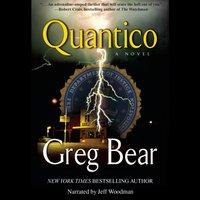 Quantico - Greg Bear - audiobook