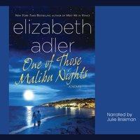 One of Those Malibu Nights - Elizabeth Adler - audiobook