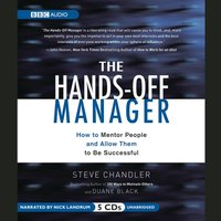 Hands-Off Manager - Steve Chandler - audiobook