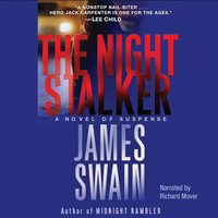 Night Stalker - James Swain - audiobook