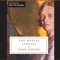Maples Stories - John Updike - audiobook