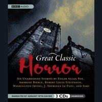 Great Classic Horror - various authors - audiobook