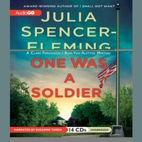 One Was a Soldier - Julia Spencer-Fleming - audiobook