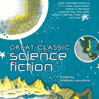 Great Classic Science Fiction - various authors - audiobook