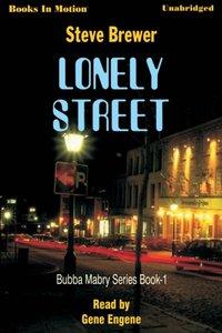 Lonely Street - Steve Brewer - audiobook