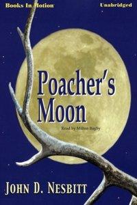 Poacher's Moon - James D. Nesbitt - audiobook