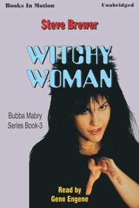 Witchy Woman - Steve Brewer - audiobook