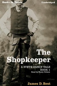 Shopkeeper, The - James D. Best - audiobook