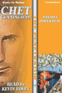 Panama Power Play - Chet Cunningham - audiobook