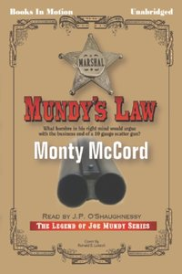 Mundy's Law - Monty McCord - audiobook