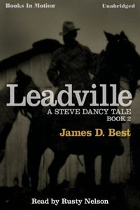 Leadville - James D. Best - audiobook