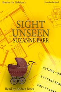 Sight Unseen - Suzanne Barr - audiobook