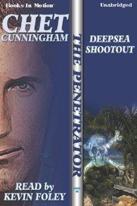 Deepsea Shootout - Chet Cunningham - audiobook