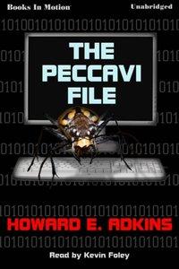 Peccavi File, The - Howard E. Adkins - audiobook
