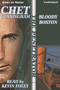 Bloody Boston - Chet Cunningham - audiobook