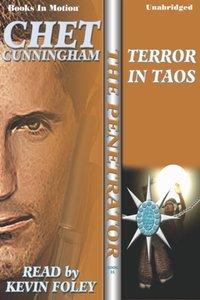 Terror In Taos - Chet Cunningham - audiobook