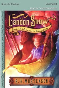 Auctor's Kingdom, The - R K Mortenson - audiobook