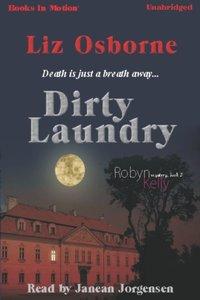 Dirty Laundry - Liz Osborne - audiobook