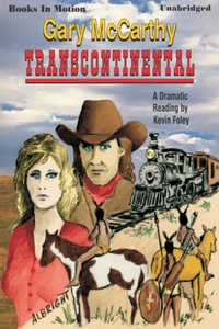 Transcontinental - Gary McCarthy - audiobook