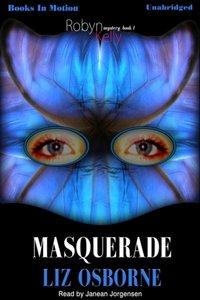 Masquerade - Liz Osborne - audiobook