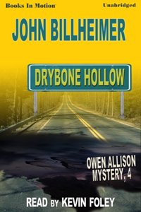 Drybone Hollow - John Billheimer - audiobook