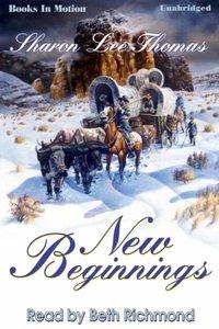 New Beginnings - Sharon Lee Thomas - audiobook
