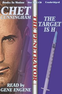 Target Is H, The - Chet Cunningham - audiobook