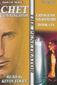Cryogenic Nightmare - Chet Cunningham - audiobook