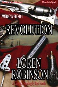 Revolution - Loren Robinson - audiobook