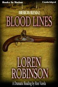Blood Lines - Loren Robinson - audiobook