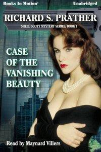 Case of the Vanishing Beauty - Richard Prather - audiobook