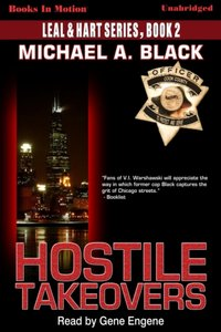Hostile Takeovers - Michael A Black - audiobook