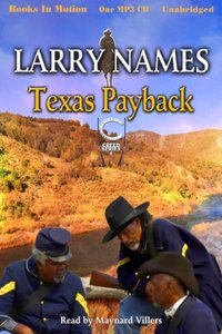 Texas Payback - Larry Names - audiobook