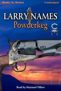 Powderkeg - Larry Names - audiobook