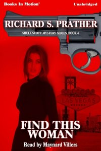 Find This Woman - Richard Prather - audiobook
