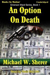 Option On Death - Michael Sherer - audiobook