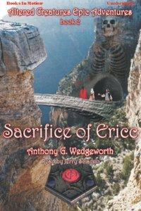 Sacrifice Of Ericc - Anthony G. Wedgeworth - audiobook