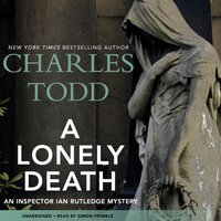 Lonely Death - Charles Todd - audiobook