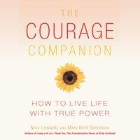 Courage Companion - Nina Lesowitz - audiobook