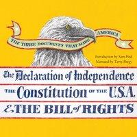 Three Documents That Made America - Sam Fink - audiobook