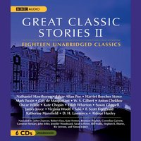 Great Classic Stories II - various authors - audiobook